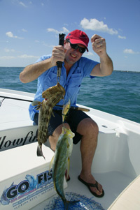 Reef Fishing Islamorada